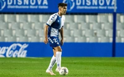 Undabarrena tornarà dijous a l'Heliodoro Rodríguez | CE Sabadell
