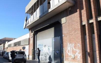 Imatge d'una nau industrial abandonada de Sabadell | Roger Benet (Arxiu)