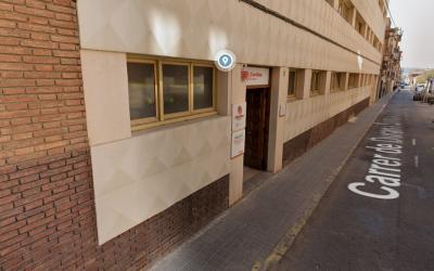 Seu de Càritas al carrer Duran i Sors | Google Maps