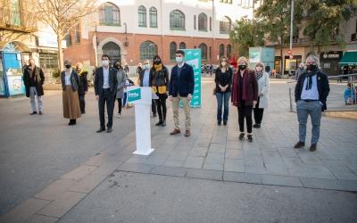 Els candidats de Junts al Mercat Central | Roger Benet
