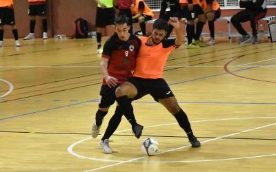 Nou Escorial i Arrahona amb duels davant rivals de la part baixa | Grups Arrahona