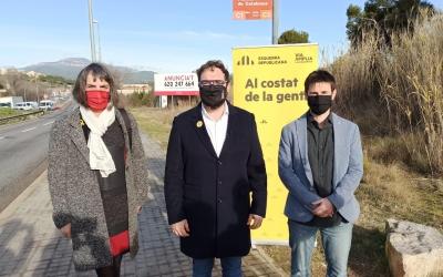 D'esquerra a dreta, Clara Palau, Juli Fernàndez i Oriol Martori | Pere Gallifa