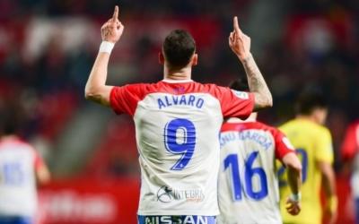 Álvaro Vázquez, cedit fins al juny | Real Sporting