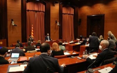 Taula de partits sobre el 14-F al Parlament | ACN