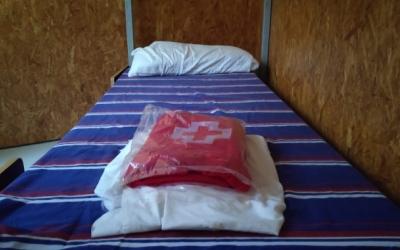 Un llit del Molí de Sant Oleguer/ Pau Duran