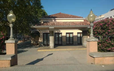 L'Antic Mercat de Sant Joan | Cedida
