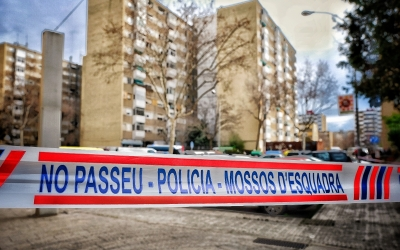 Imatge del lloc dels fets/ Ajuntament de Badia