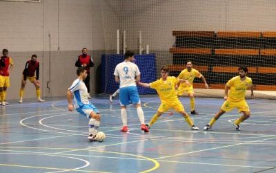 Acció d'atac del Club Natació Sabadell | CFS Mar Dénia