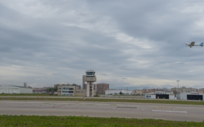 Aeroport de Sabadell/ Roger Benet