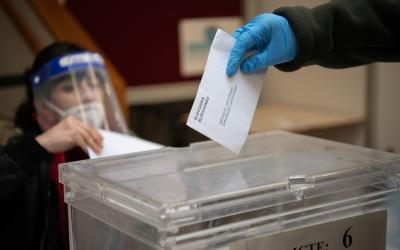 El 14F és una de les jornades electorals més atípica | Roger Benet