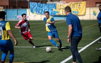 Diumenge hauran passat 147 dies des del Sabadell Nord-Mollet, últim partit a Ca n'Oriac | Roger Benet