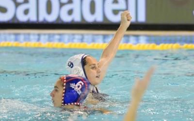Forca, celebrant un dels gols de la final contra l'Olympiacos | Roger Benet