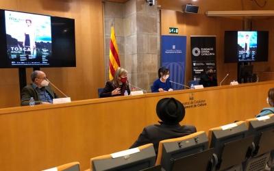 Presentació de la programació de la Fundació Òpera Catalunya   Cedida