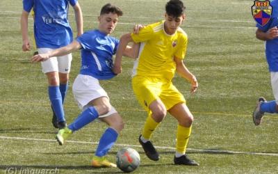 Acció del partit contra la Fundació Esportiva Grama | C.E Mercantil jmguarch