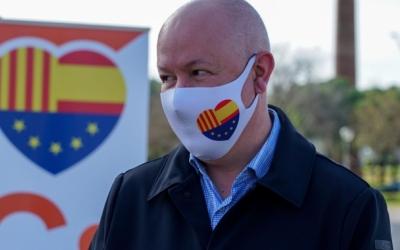 Joan García, diputat de Ciutadans al Parlament | Roger Benet
