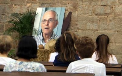 Imatge del funeral de Casaldàliga/ ACN