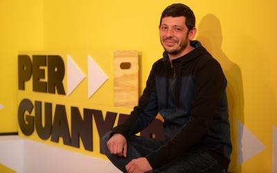 Xavi Pellicer serà diputat per la CUP | Roger Benet