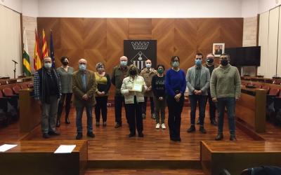 Els grups polítics amb membres de la Coordinadora de Vocalies amb Serveis Funeraris del Vallès Occidental   Ràdio Sabadell