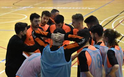 El Grups Arrahona s'ha convertit en el primer equip a superar l'Escorial | Cedida