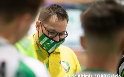 Gerard Gomis va assumir el càrrec el novembre de 2018 | OAR Gràcia - Èric Altimis