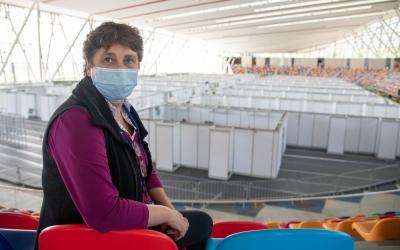 PepiRivera, coordinadora de la Unitat de Malalties minoritàries de l'Hospital de Sabadell | Roger Benet
