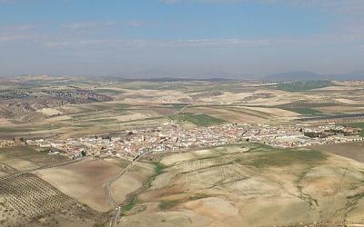 El poble granadí de Pedro Martínez | Vikipèdia