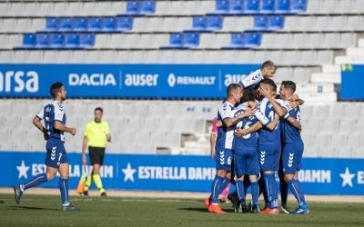 El Sabadell no celebra una victòria a casa des del dia de Las Palmas | Marc Gonzàlez Alomà (CES)