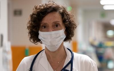 Marta Navarro, directora del servei de Malalties Infeccioses del Taulí | Roger Benet