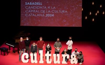 Presentació de la candidatura al Teatre Principal | Roger Benet