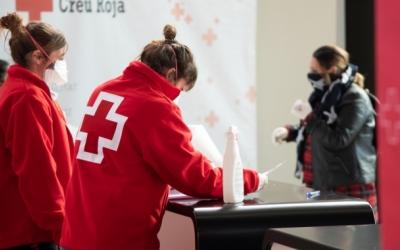 Personal de Creu Roja Sabadell | Roger Benet