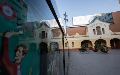 Façana del Cinema Imperial, a la Rambla | Roger Benet