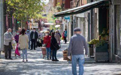 La mobilitat lliure per a grups bombolles es mantindrà per Setmana Santa/ Roger Benet