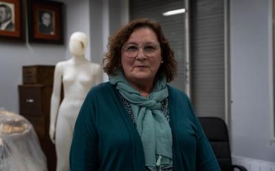 Anna Vidal, flamant presidenta de la Joventut de la Faràndula | Cedida