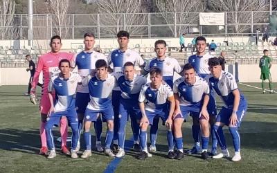L'onze arlequinat de l'últim partit a Cerdanyola | @FutBaseCES