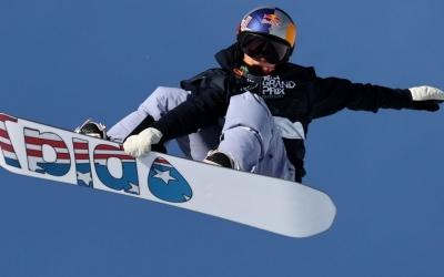 Castellet, volant a Aspen | Sean Michael Haffey