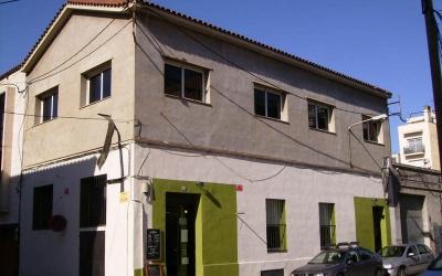 Casal Can Capablanca al carrer compte a Jofre | Cedida