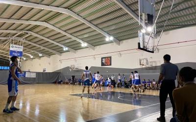 El Natació Sabadell de bàsquet s'imposa per 78-68 al CB Santfeliuenc | Albert Quera