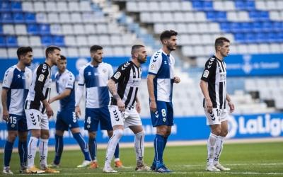A la primera volta, Sabadell i Castellón van empatar 1-1 | CES