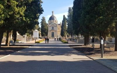 Entrada del Cementiri/ Raquel Garcia