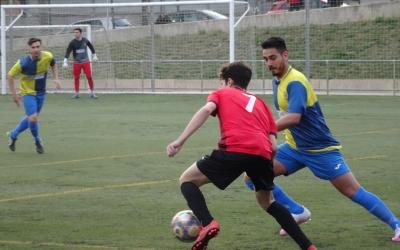 El Sabadell Nord va dur la iniciativa del joc en diverses fases del partit | Sergi Park