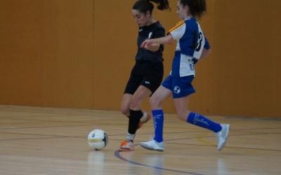 El Futbol Sala Sabadell femení és l'únic conjunt invicte de la categoria | Cedida