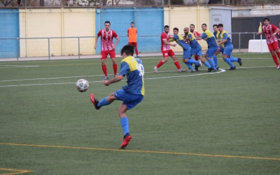 El Sabadell Nord ha sumat dos punts de 18 possibles | Adrián Arroyo
