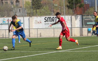 El Sabadell Nord va caure 1-4 el passat cap de setmana davant el Llefià | Adrián Arroyo