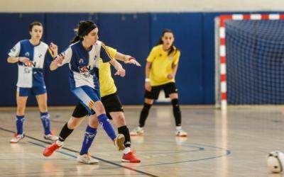 Acció del partit contra el Vallirana | FCF