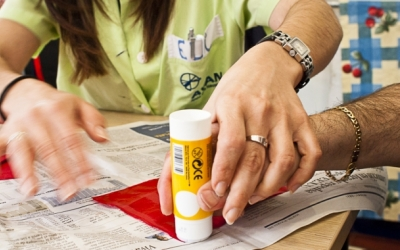 Un dels tractaments que es fan a l'AVAN | Cedida