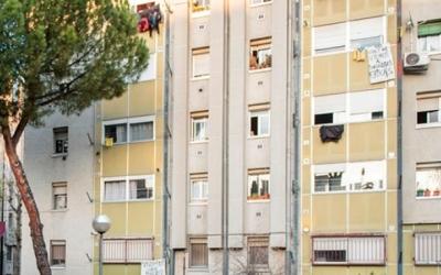 Imatge dels pisos dels Merinals | Arxiu