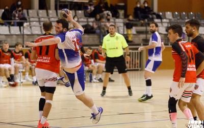 El Creu Alta Sabadell va guanyar el seu últim compromís a casa, davant La Salle Montcada | Jordi Vilas