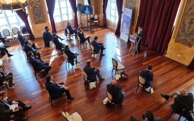 El Fòrum Next Generation s'ha celebrat al Teatre Principal | Cedida