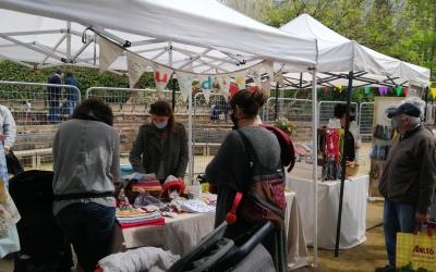 La fira L'Art en Viu a l'Espai Cultura | Espai Cultura