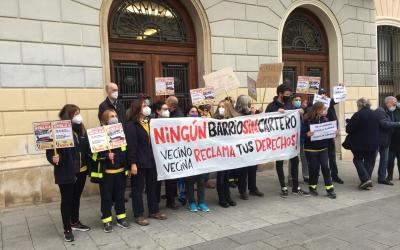 Els carters de la UR-4 a Sant Roc | Ràdio Sabadell